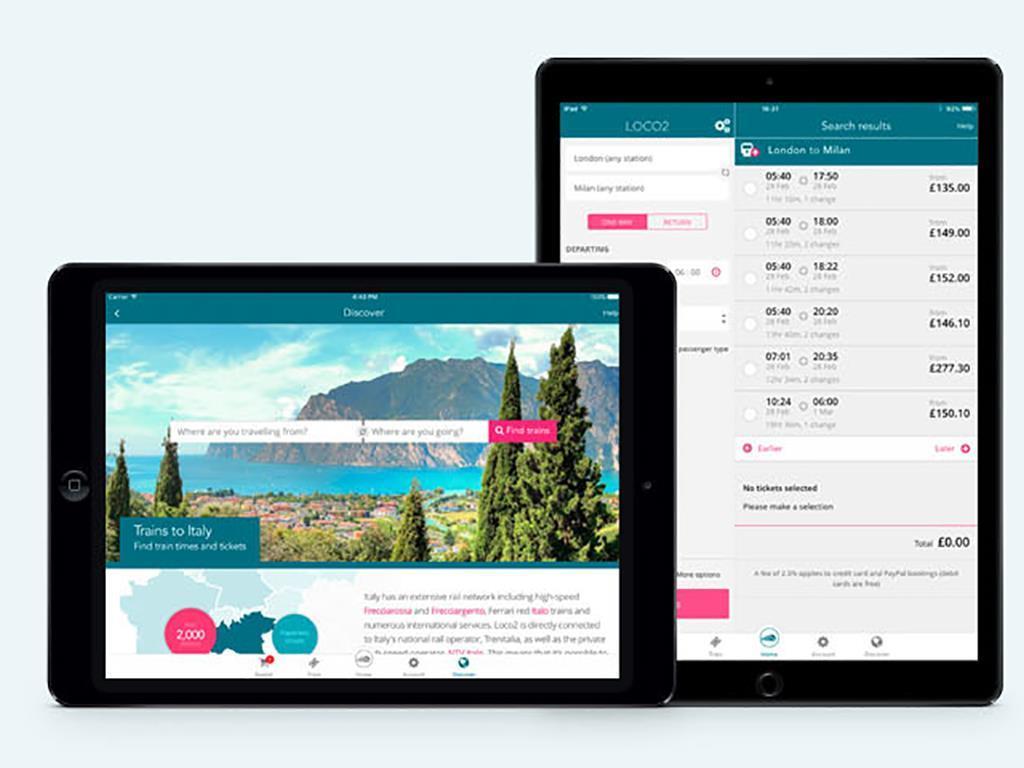 SNCF buys online ticket retailer Loco2