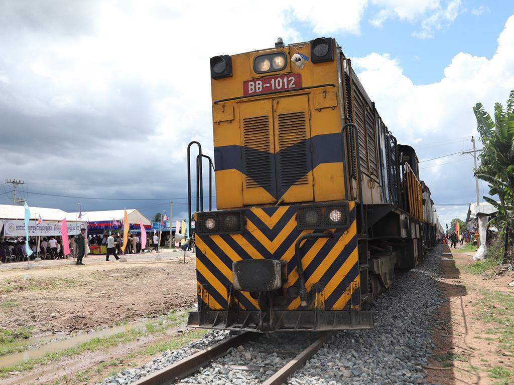 Cambodia Freight Forwarders call for rail improvements