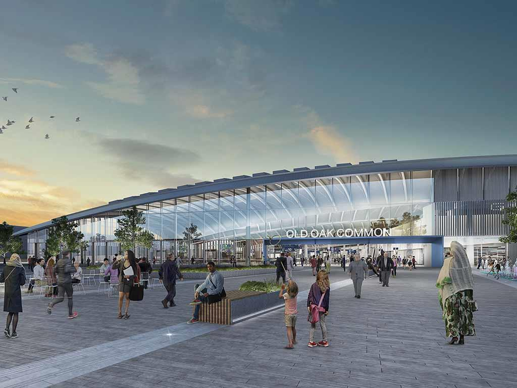 Old Oak Common HS2 station contract awarded