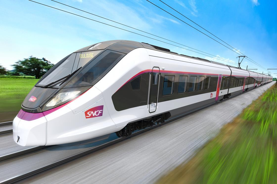 SNCF selects CAF to supply inter-city fleet