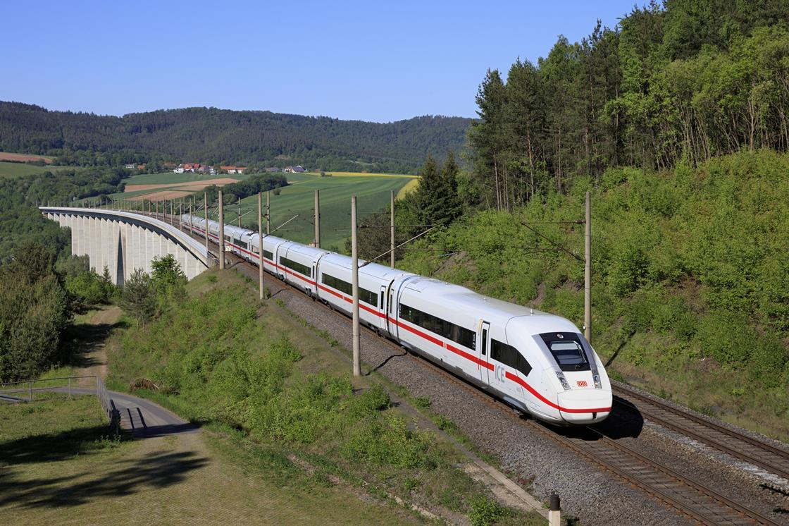 DB to order more high speed trains as government cuts VAT on fares