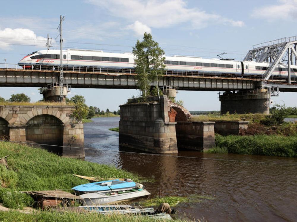 Russian Railways orders high speed trains   News   Railway