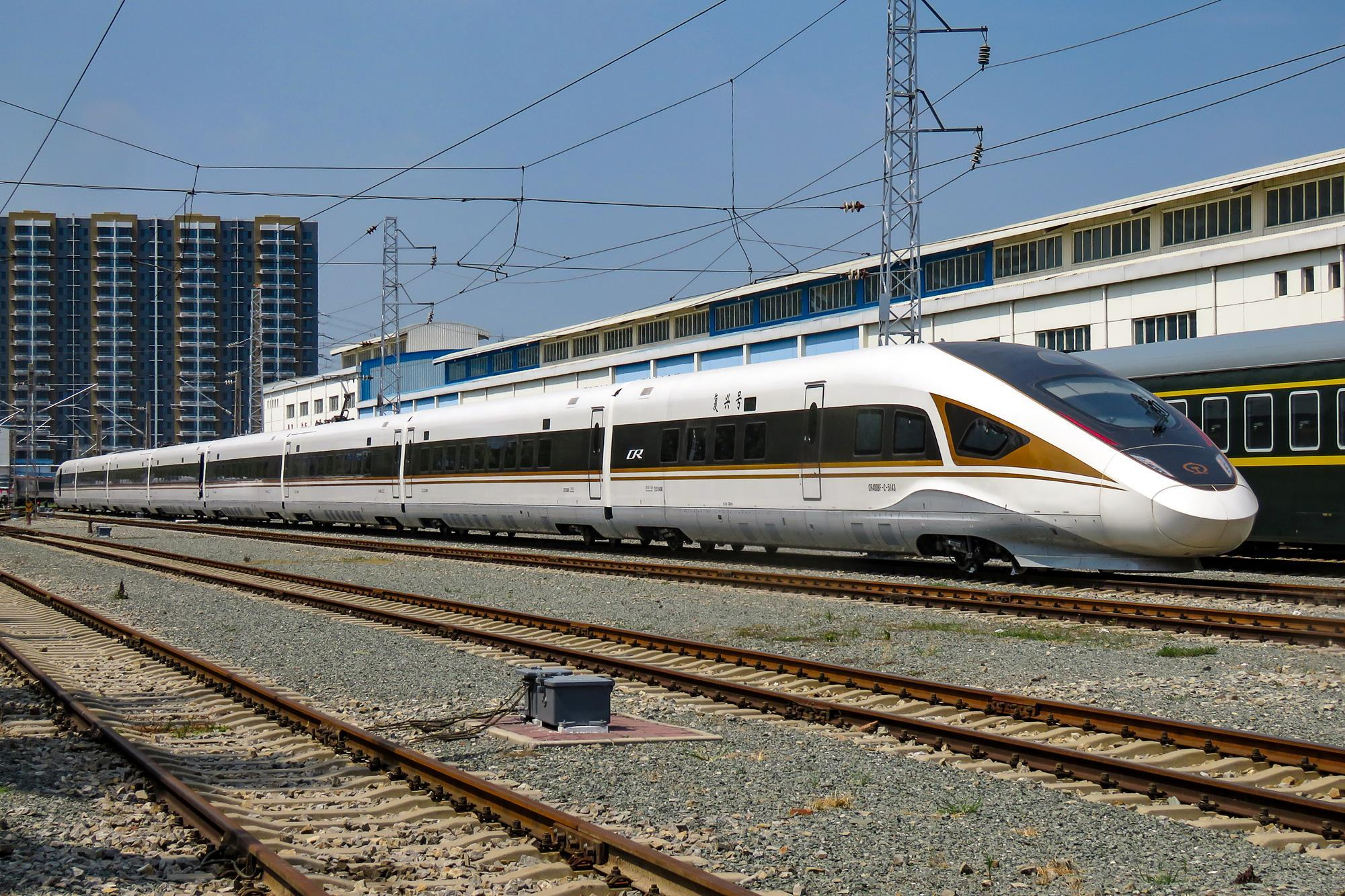China poised to open 350 km/h automated railway