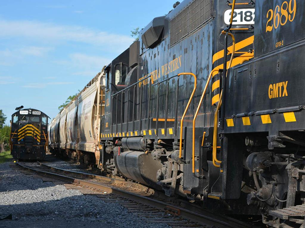 OmniTRAX to buy Winchester & Western Railroad | News