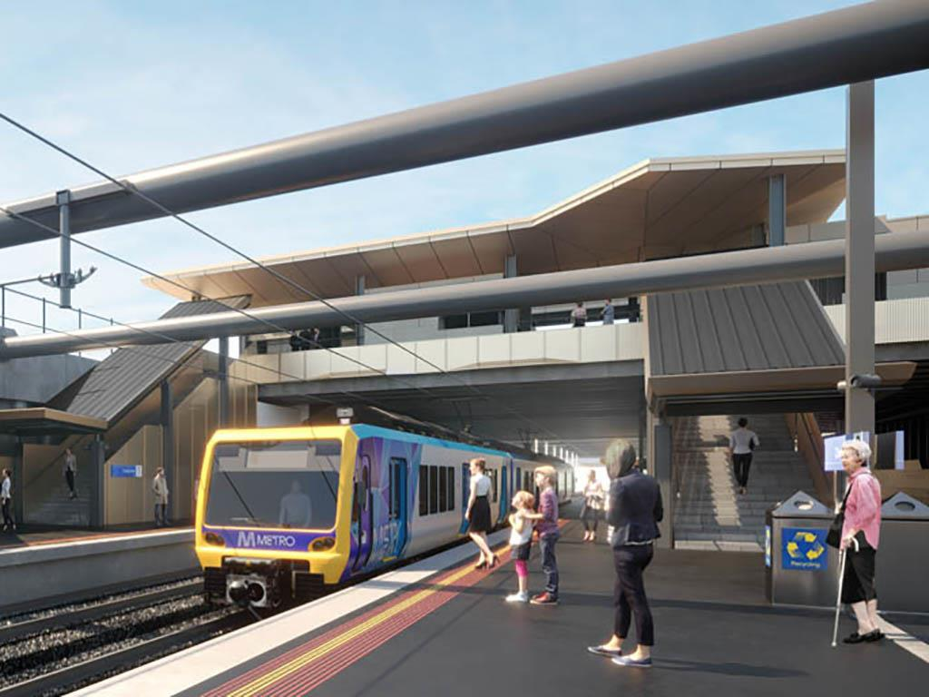 Melbourne grade separation contract awarded | News | Railway