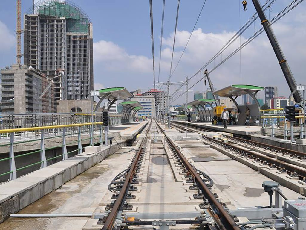 Addis Ababa light rail opens | News | Railway Gazette