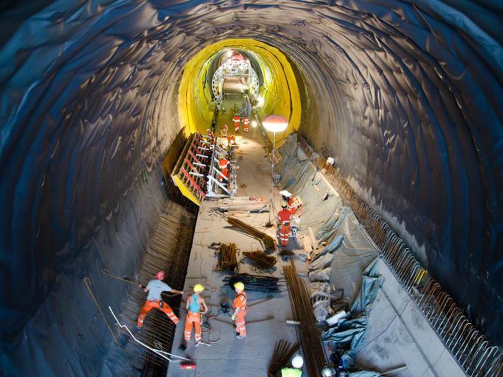 Ceneri base tunnel dispute resolved | News | Railway Gazette International