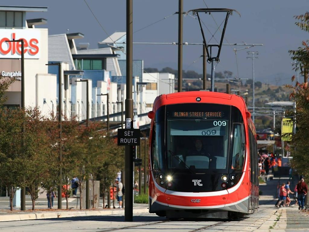 Canberra to study more light rail extensions   Urban news ...