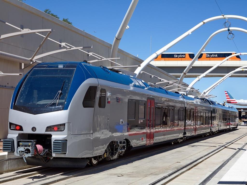 TEX Rail trains tested for radar effects | News | Railway