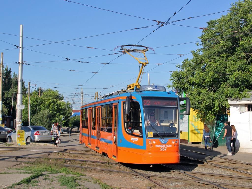 Krasnodar Plans To Double Size Of Tram Network Urban News Railway Gazette International