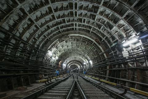 Moscow Metro fights the coronavirus   Metro Report International   Railway Gazette International