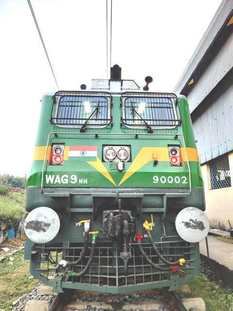 High power Indian electric loco certified | News
