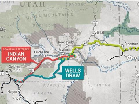 PPP partners to develop Utah freight railway | News ...
