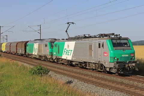 Track access charges for freight trains will be waived until the end of this year and halved in 2021, Prime Minister Jean Castex announced (Photo: Christophe Masse)