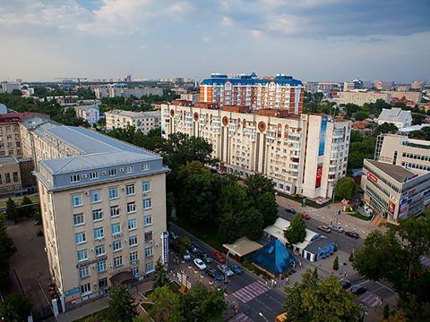 Krasnodar Suburban Network Proposed News Railway Gazette International