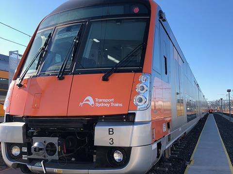 Sydney Trains fleet to grow | News | Railway Gazette