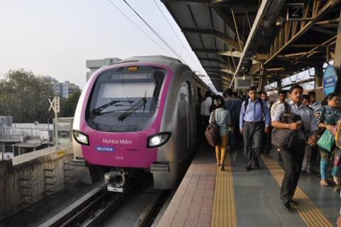 Mumbai Line 7 contractors selected | News | Railway Gazette