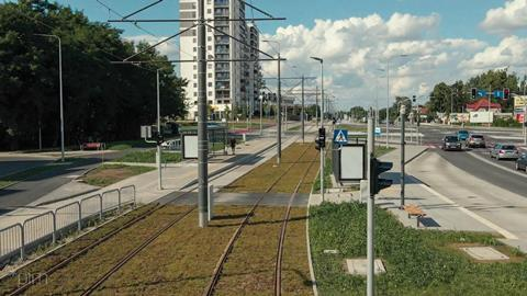 波兹南电车延长线