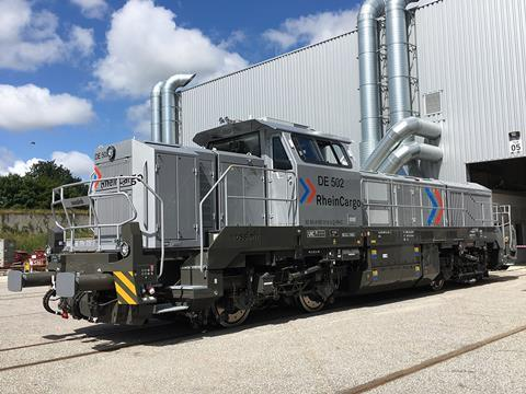 Vossloh locomotives on show at InnoTrans 2018 | News