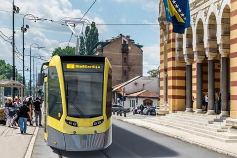 萨拉热窝州与 Stadler 签订了一份合同,供应 15 辆有轨电车以更换过时的车辆,这是该市多年来的第一笔新有轨电车订单。