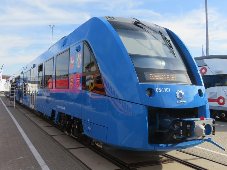 RailwayGazette: ÖBB to test hydrogen multiple-units.